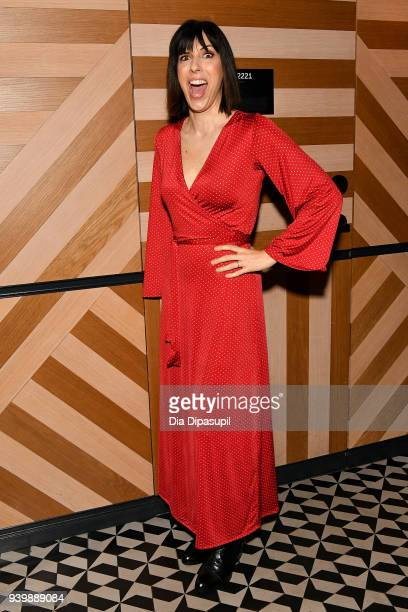 Edi Patterson attends The Last OG New York Premiere After Party at Westlight on March 29 2018 in the Brooklyn borough of New York City New York