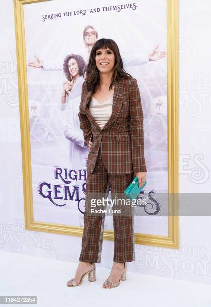 Edi Patterson attends the Los Angeles premiere of the new HBO series The Righteous Gemstones at Paramount Studios on July 25 2019 in Hollywood...