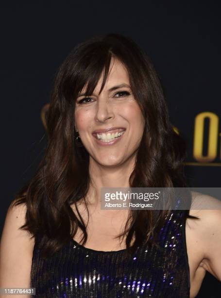 Edi Patterson attends the premiere of Lionsgate's Knives Out at Regency Village Theatre on November 14 2019 in Westwood California