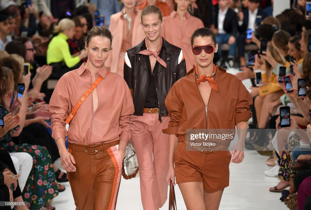 Tod's - Runway - Milan Fashion Week Spring/Summer 2019