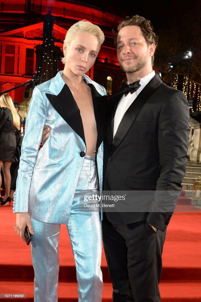 The Fashion Awards 2018 In Partnership With Swarovski - VIP Arrivals : News Photo