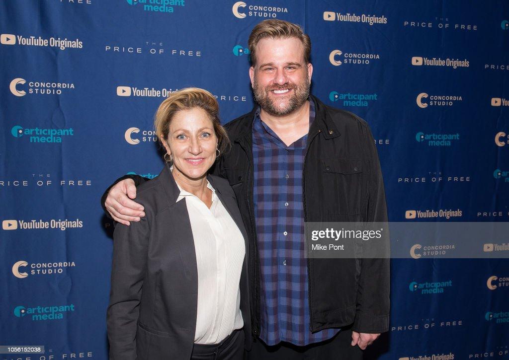 'The Price Of Free' New York Screening : News Photo