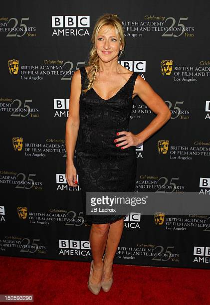 Edie Falco attends the BAFTA Los Angeles TV Tea 2012 Presented By BBC America at The London Hotel on September 22 2012 in West Hollywood California