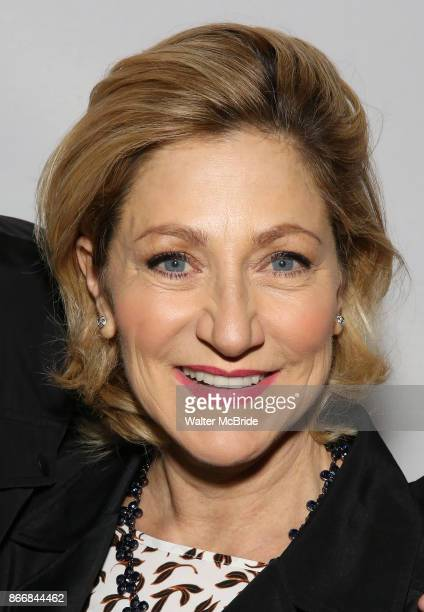 Edie Falco attends the Broadway Opening Night performance of 'M Butterfly' on October 26 2017 at Cort Theater in New York City