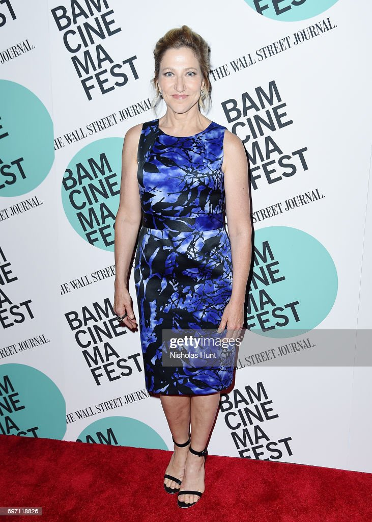 Edie Falco attends the 'Landline' New York screening during the BAMcinemaFest 2017 at BAM Harvey Theater on June 17, 2017 in New York City.