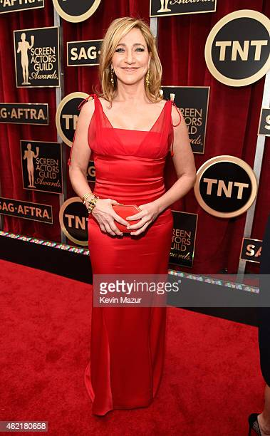 Edie Falco attends TNT's 21st Annual Screen Actors Guild Awards at The Shrine Auditorium on January 25 2015 in Los Angeles California 25184_016