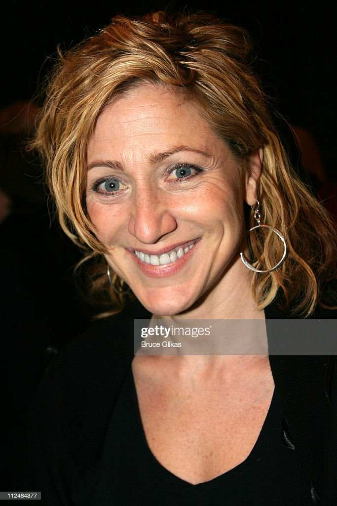 Edie Falco during 'Dirty Rotten Scoundrels' Broadway Opening Night at The Imperial Theater in New York City, New York, United States.