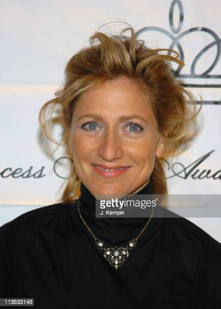 Edie Falco during The 2005 Princess Grace Awards at Cipriani 42nd Street in New York City New York United States