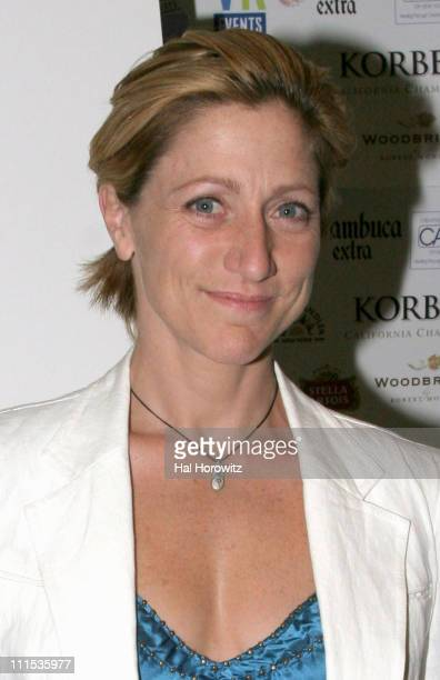 """Edie Falco during """"The Great New Wonderful"""" Premiere to Benefit Creative Alternatives of New York at Angelika Film Center in New York City, New York,..."""