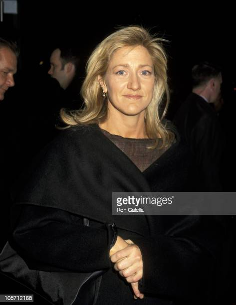 Edie Falco during Titus New York City Screening December 16 1999 at Union Square Theater in New York City New York United States