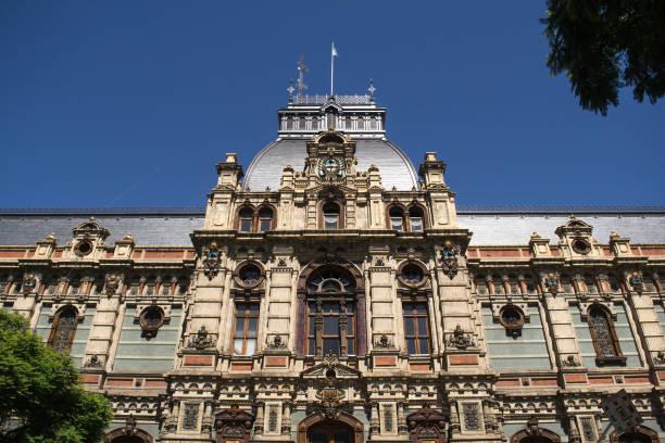 Edificio historico de AYSA