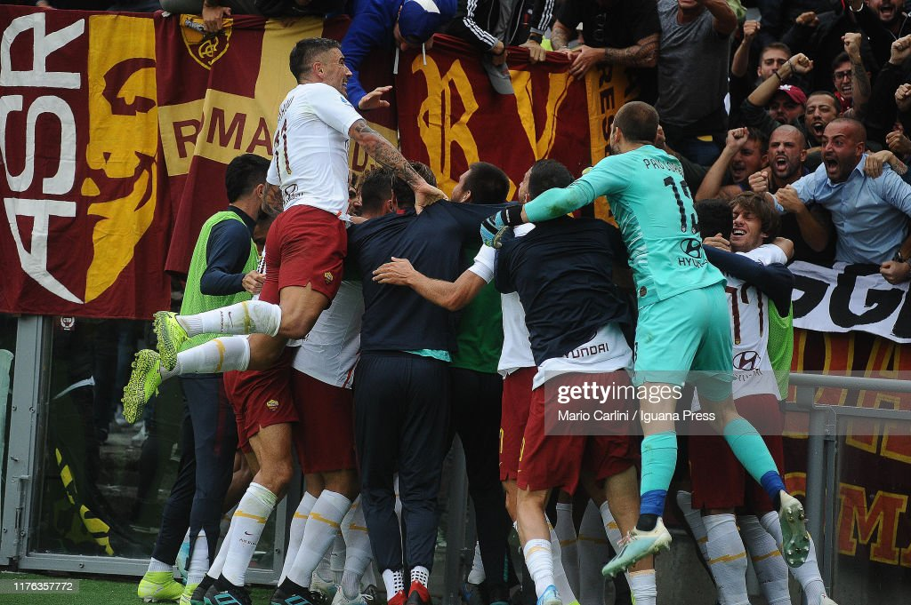 Bologna FC v AS Roma - Serie A : News Photo