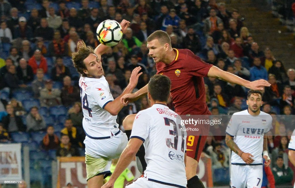 AS Roma v FC Crotone - Serie A : News Photo