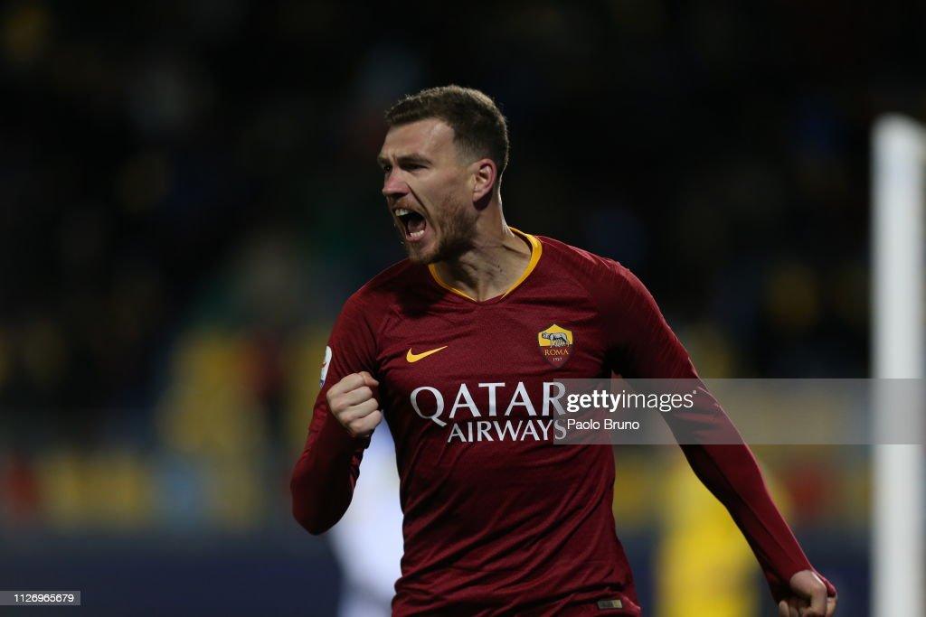 Frosinone Calcio v AS Roma - Serie A : News Photo