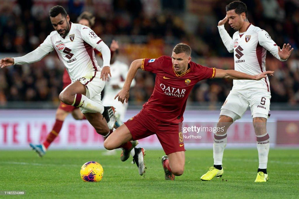 AS Roma v Torino - Serie A : News Photo