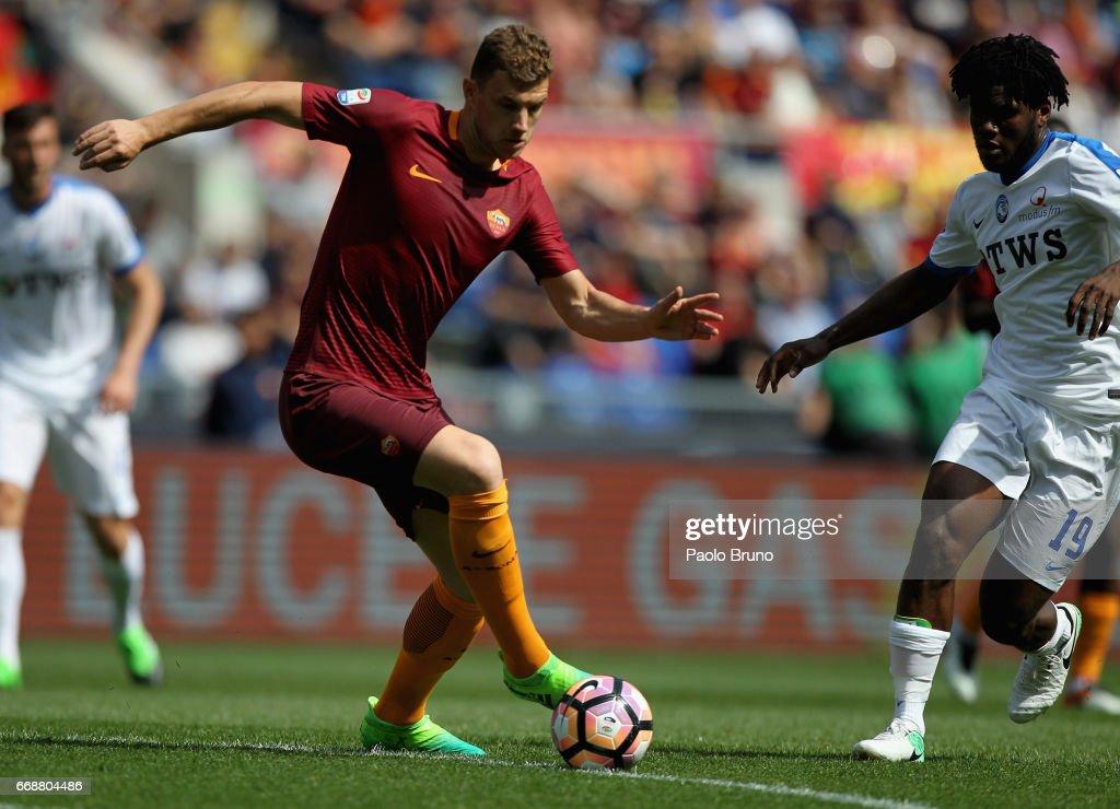 AS Roma v Atalanta BC - Serie A : News Photo