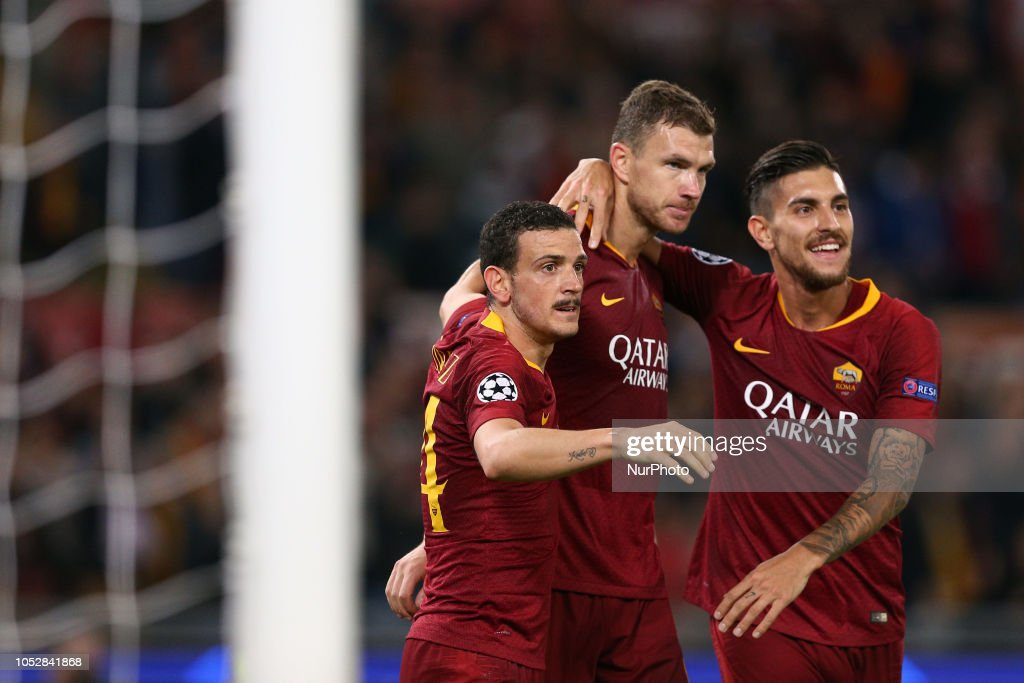 AS Roma v CSKA Moscow - UEFA Champions League Group G : Nachrichtenfoto