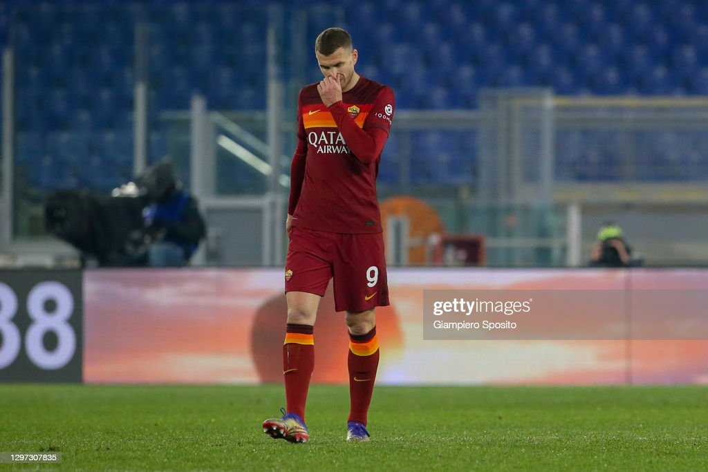 AS Roma v AC Spezia - Coppa Italia : News Photo