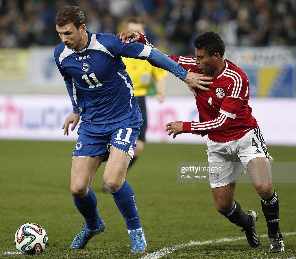 Bosnia and Herzegovina v Egypt - International Friendly Match : News Photo