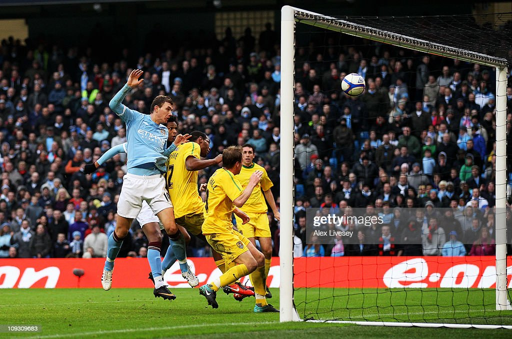 Manchester City v Notts County - FA Cup 4th Round Replay