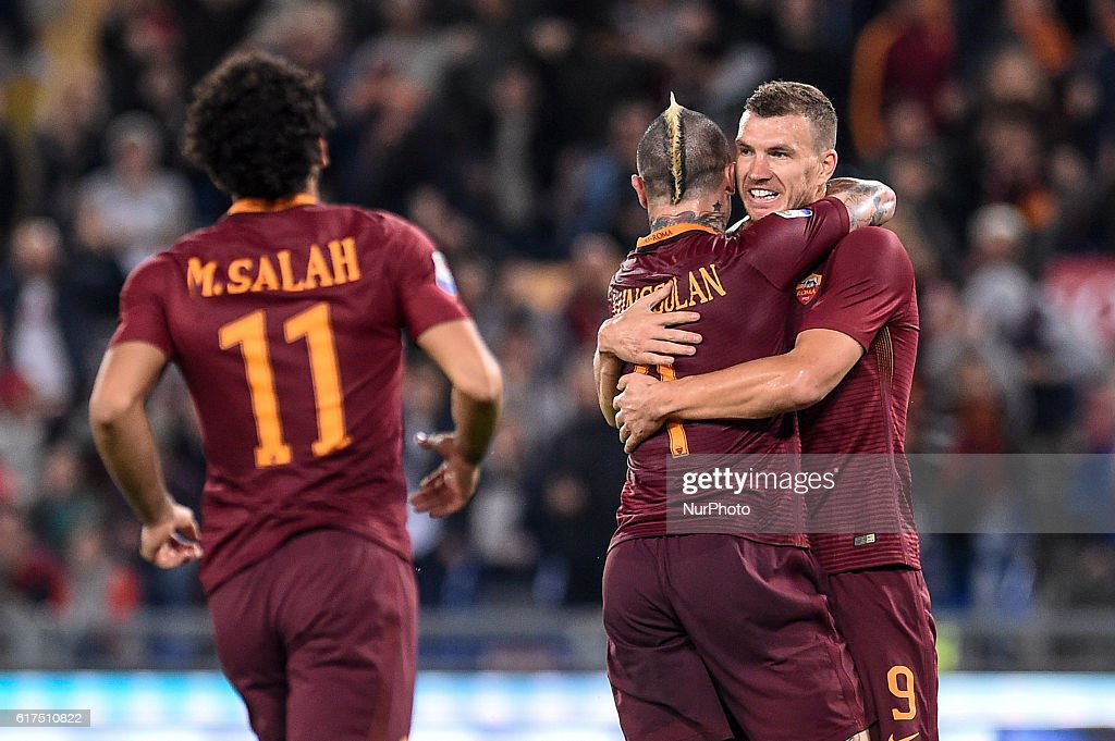 Roma v Palermo - Serie A : News Photo