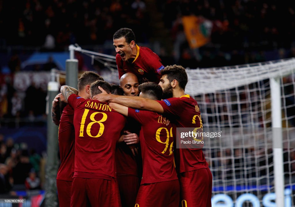 AS Roma v CSKA Moscow - UEFA Champions League Group G : News Photo
