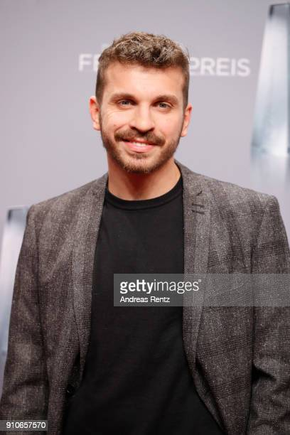 Edin Hasanovic attends the German Television Award at Palladium on January 26 2018 in Cologne Germany