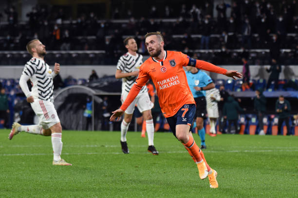 TUR: Istanbul Basaksehir v Manchester United: Group H - UEFA Champions League