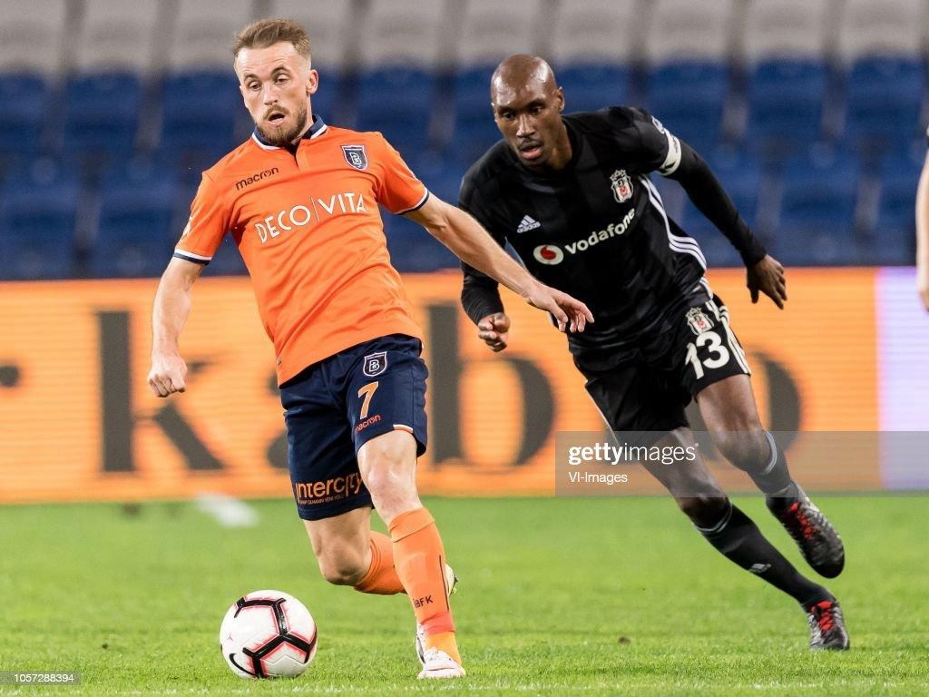 Turkish Spor Toto Super Lig'Medipol Basaksehir FK v Besiktas AS' : News Photo