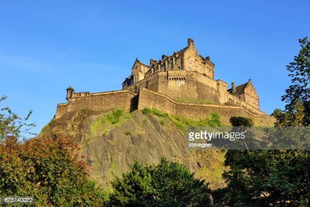 Edinburgh Castle on its Rock, Edinburgh, Scotland