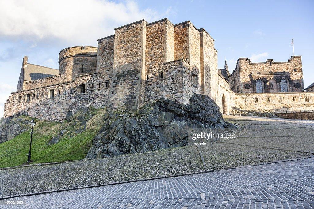 Edinburgh Castle : Stock Photo