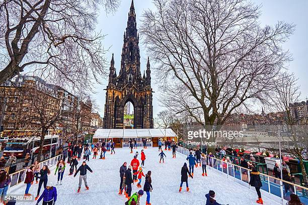 Edinburgh Christmas, Edinburgh, Scotland