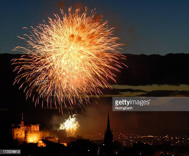 Edinburgh Fireworks Series