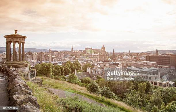 Edinburgh from Calton Hill