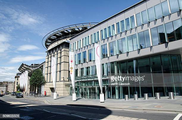 Edinburgh International Conference Centre is a conference and convention centre in Edinburgh City Centre between Tollcross and Haymarket. It is the...
