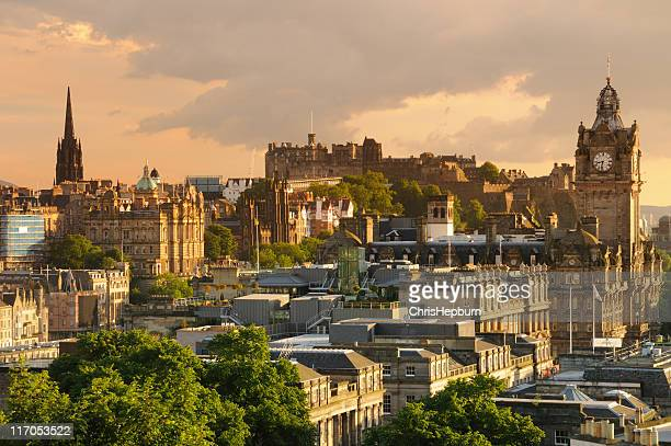 edinburgh - edinburgh castle stock pictures, royalty-free photos & images