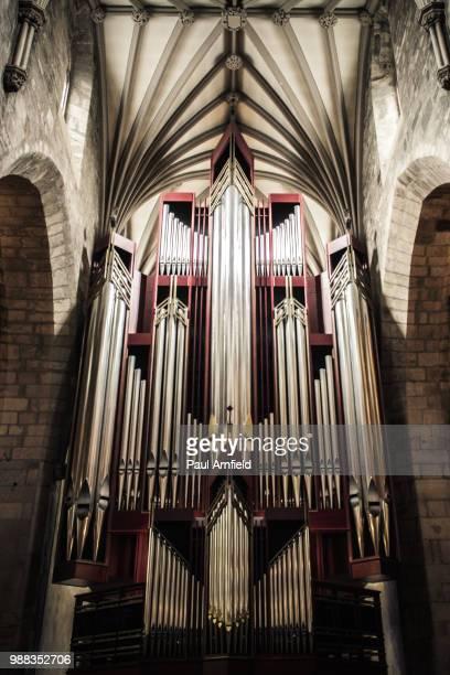 edinburgh - church organ stock pictures, royalty-free photos & images