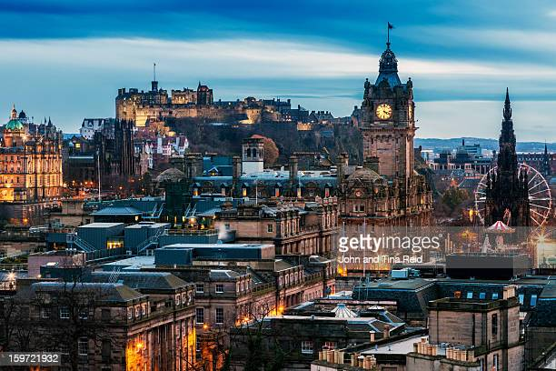 Edinburgh - Scottish Heritage