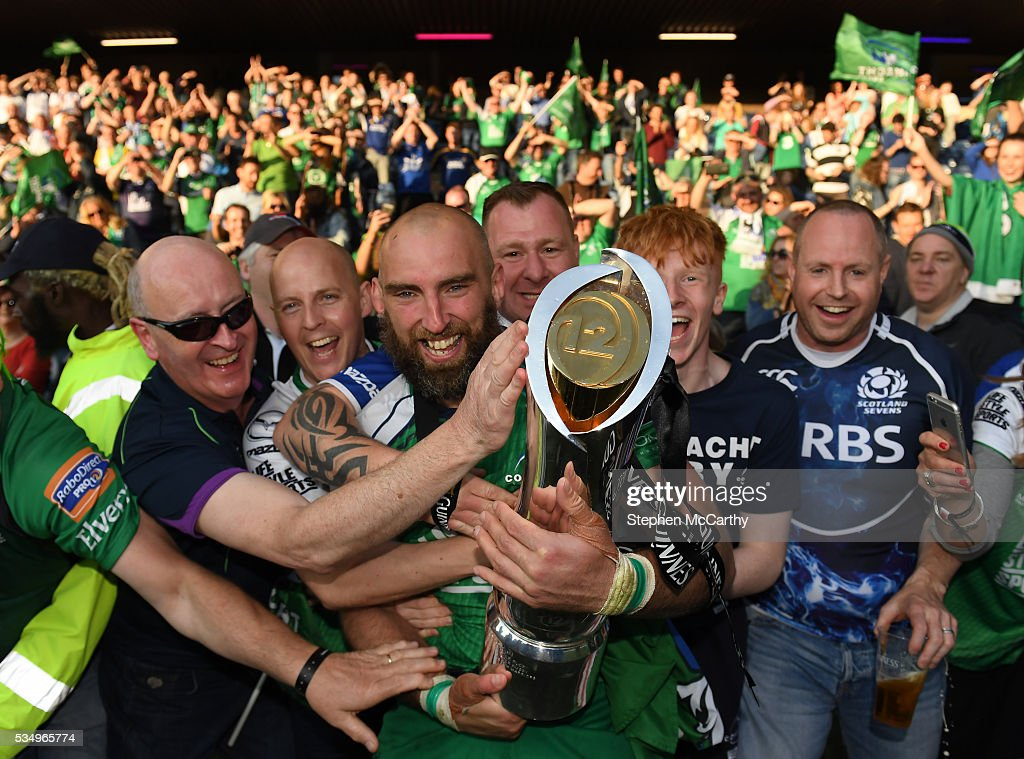 Leinster v Connacht - Guinness PRO12 Final : News Photo