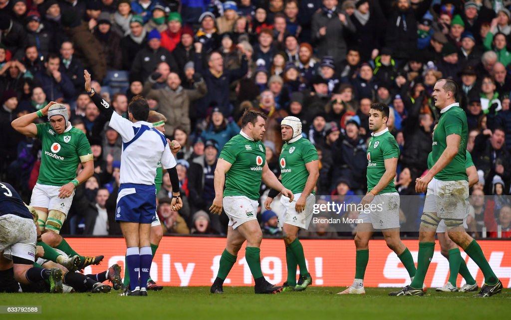 Scotland v Ireland - RBS Six Nations