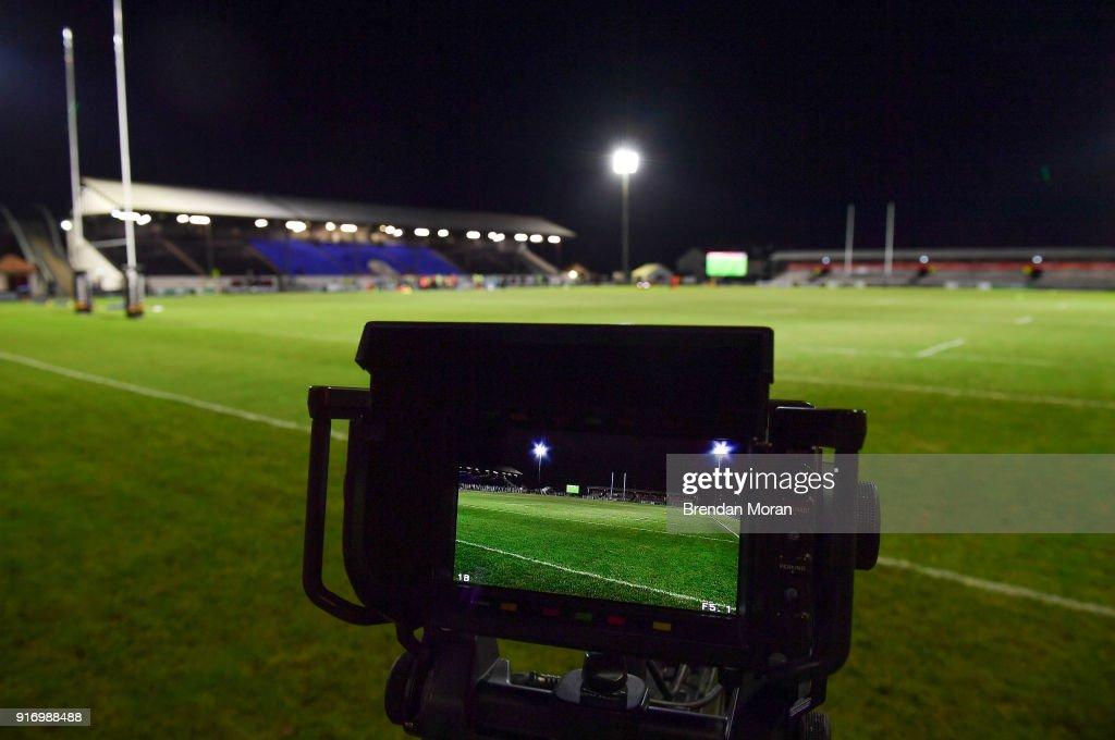 Edinburgh Rugby v Leinster - Guinness PRO14 Round 14 : News Photo