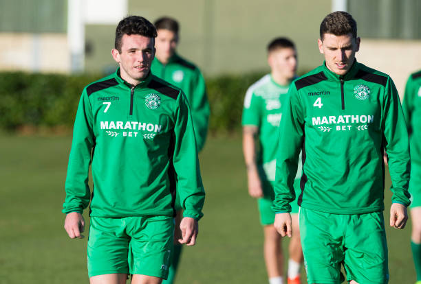 Paul Hanlon has his former teammate wanted by Liverpool.