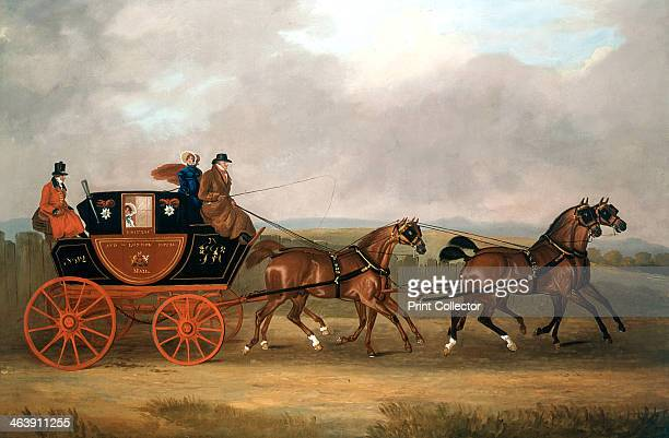 EdinburghLondon Royal Mail The improvement in the road network in the mid 18th century led to the introduction of the mail coach in 1784 providing a...