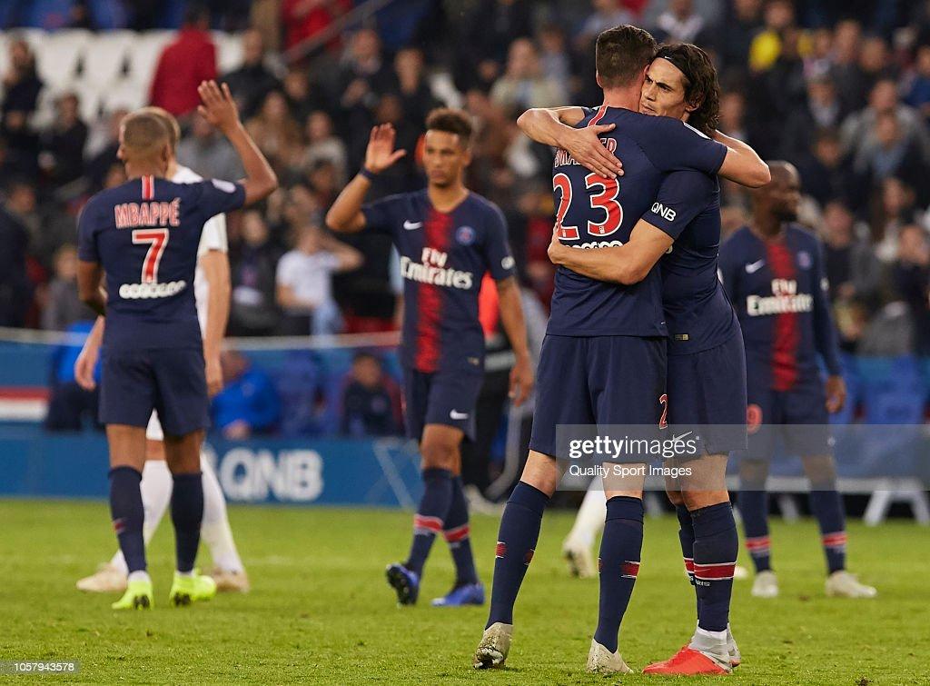 Paris Saint-Germain v Amiens SC - Ligue 1 : News Photo