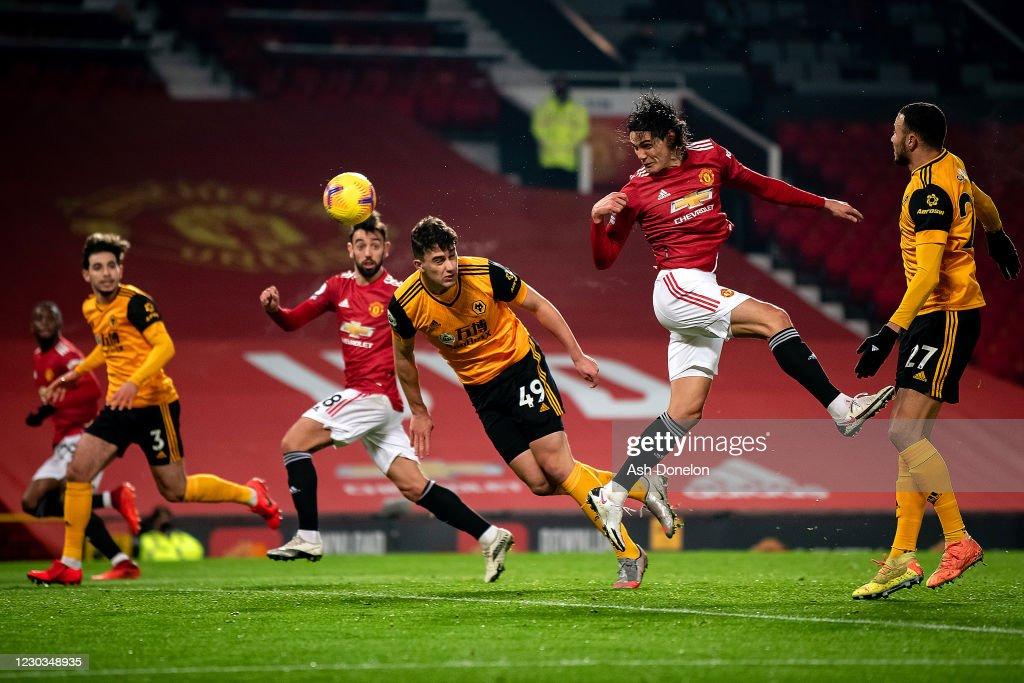Manchester United v Wolverhampton Wanderers - Premier League : Fotografía de noticias