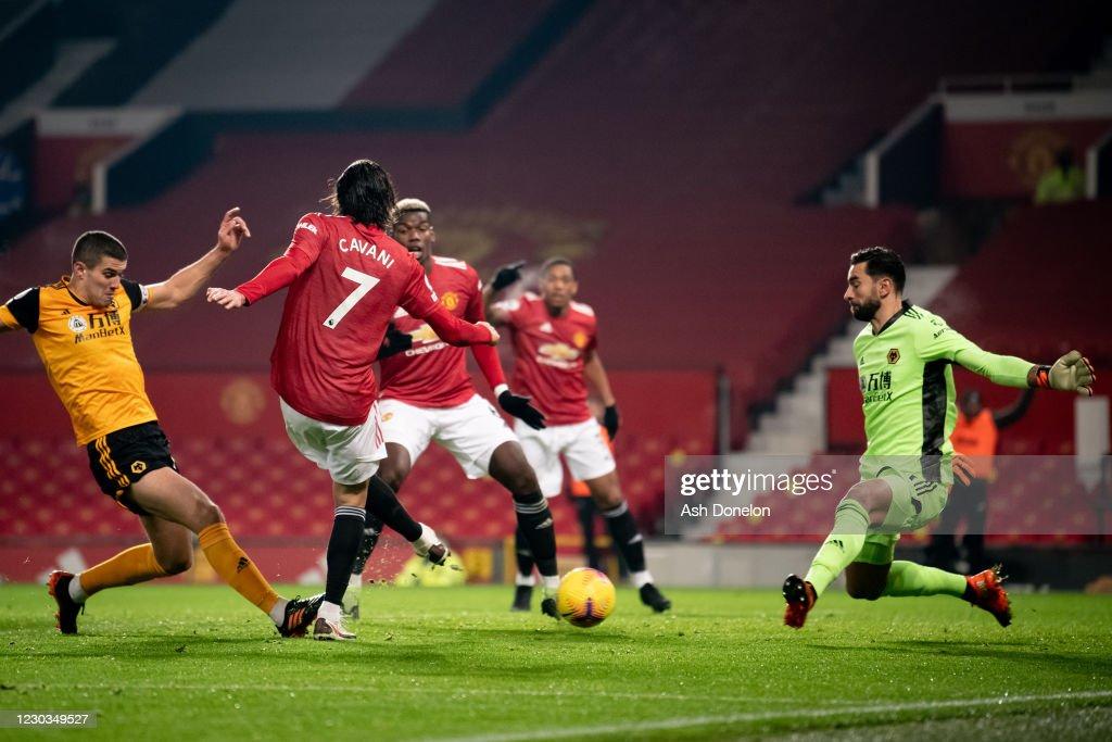Manchester United v Wolverhampton Wanderers - Premier League : Nachrichtenfoto