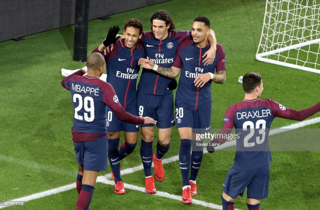 Paris Saint-Germain v Celtic Glasgow - UEFA Champions League : News Photo