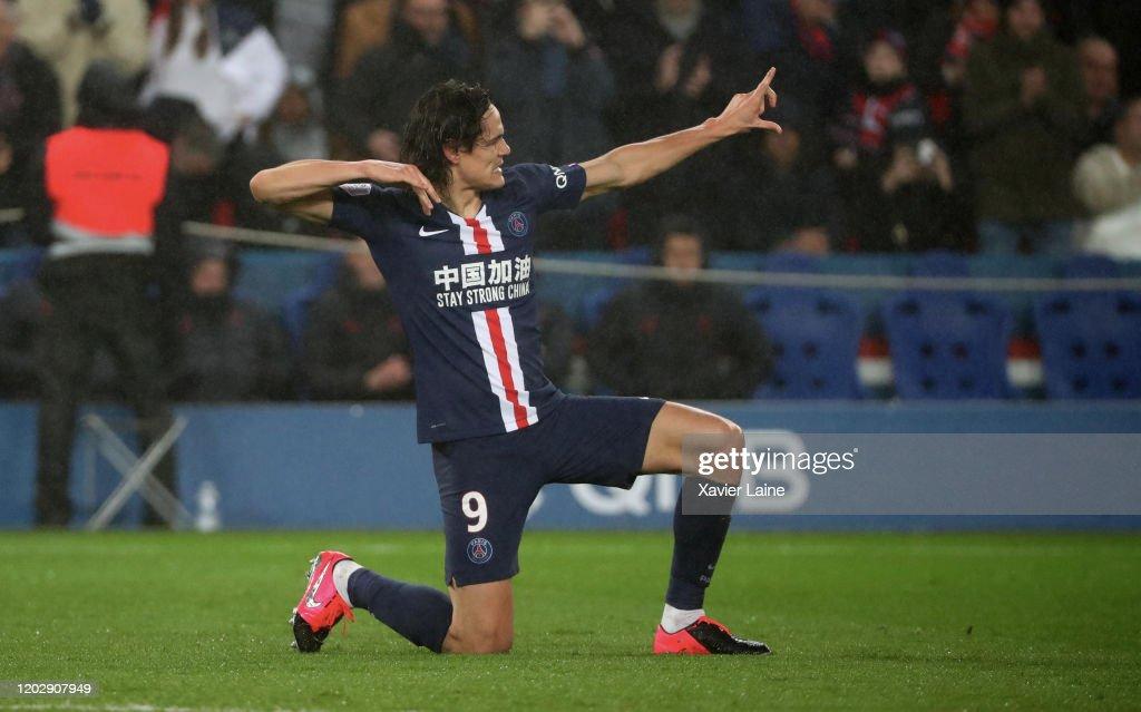 Paris Saint-Germain v Girondins Bordeaux - Ligue 1 : ニュース写真
