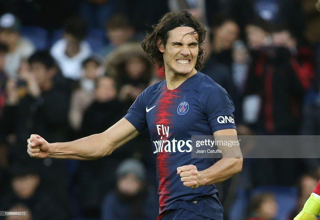 Paris Saint-Germain v Girondins Bordeaux - Ligue 1 : Foto jornalística