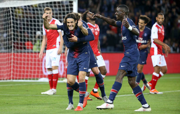 Paris Saint-Germain v Stade de Reims - Ligue 1